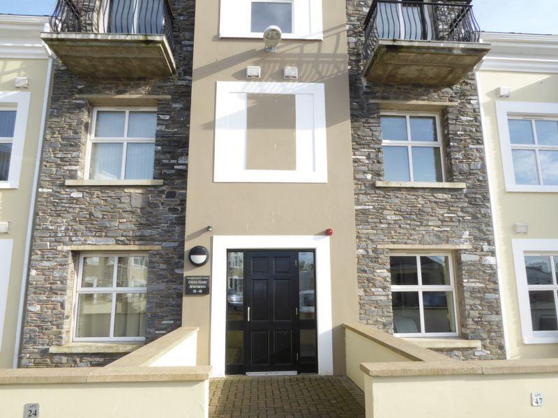 2 Bedrooms Apartment Flat for sale in 41 Castle Court, Farrants Way, Castletown