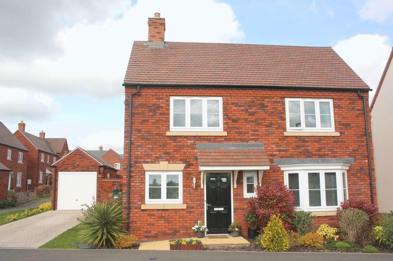 4 Bedrooms Detached House for sale in Hynam Road, Pershore