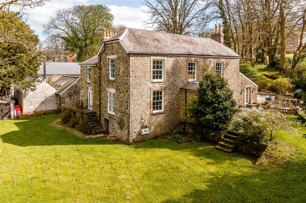 6 Bedrooms Detached House for sale in Llwynybrain, Nr Whitland, Carmarthenshire, SA34