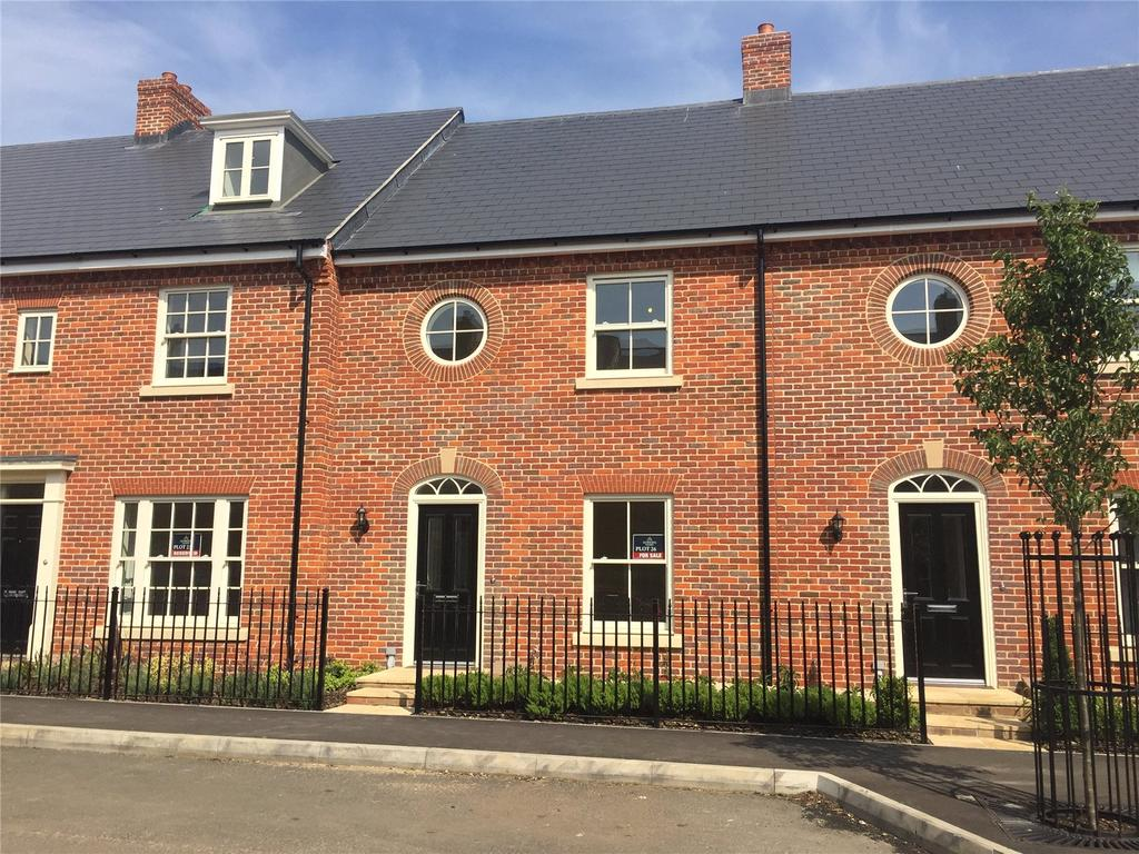 3 Bedrooms Terraced House for sale in Plot 26 Grace Park, Lakenham, Norwich, NR1