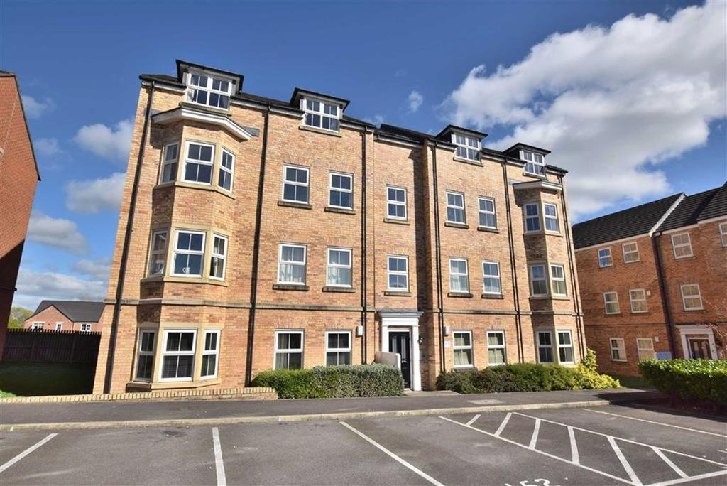 2 Bedrooms Flat for sale in Chepstow Close, Catterick Garrison, North Yorkshire