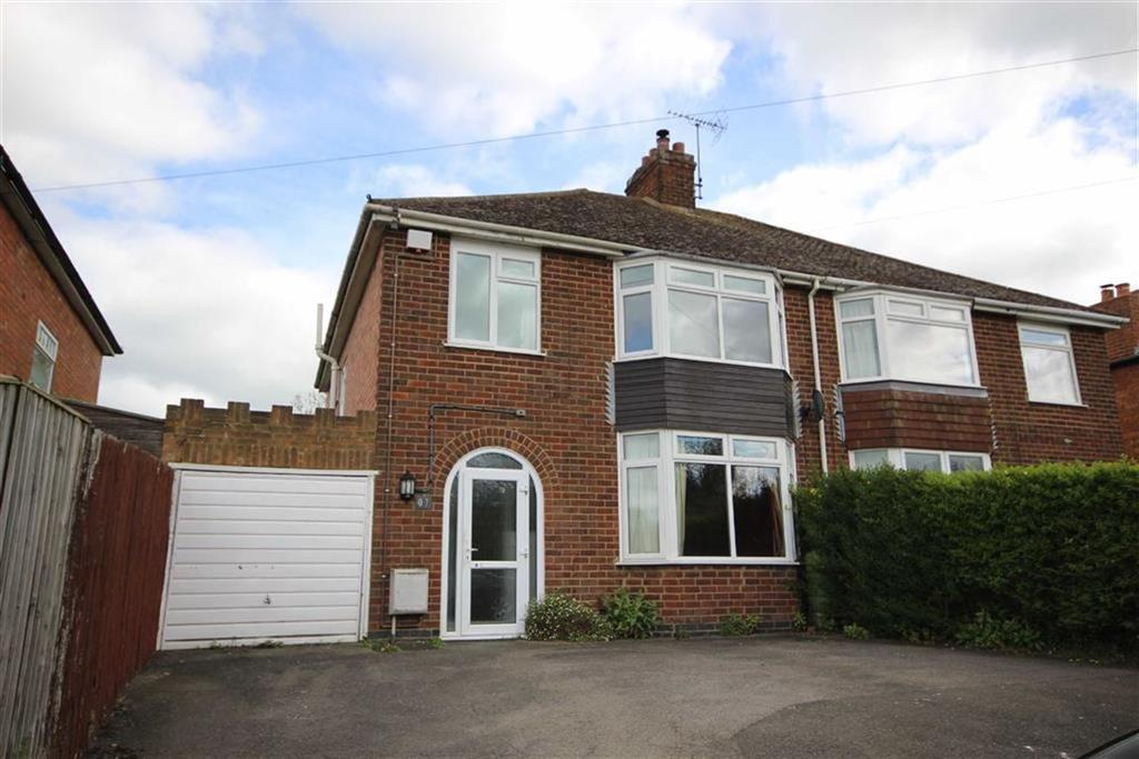 3 Bedrooms Semi Detached House for sale in Ermin Street, Brockworth, Gloucester, GL3