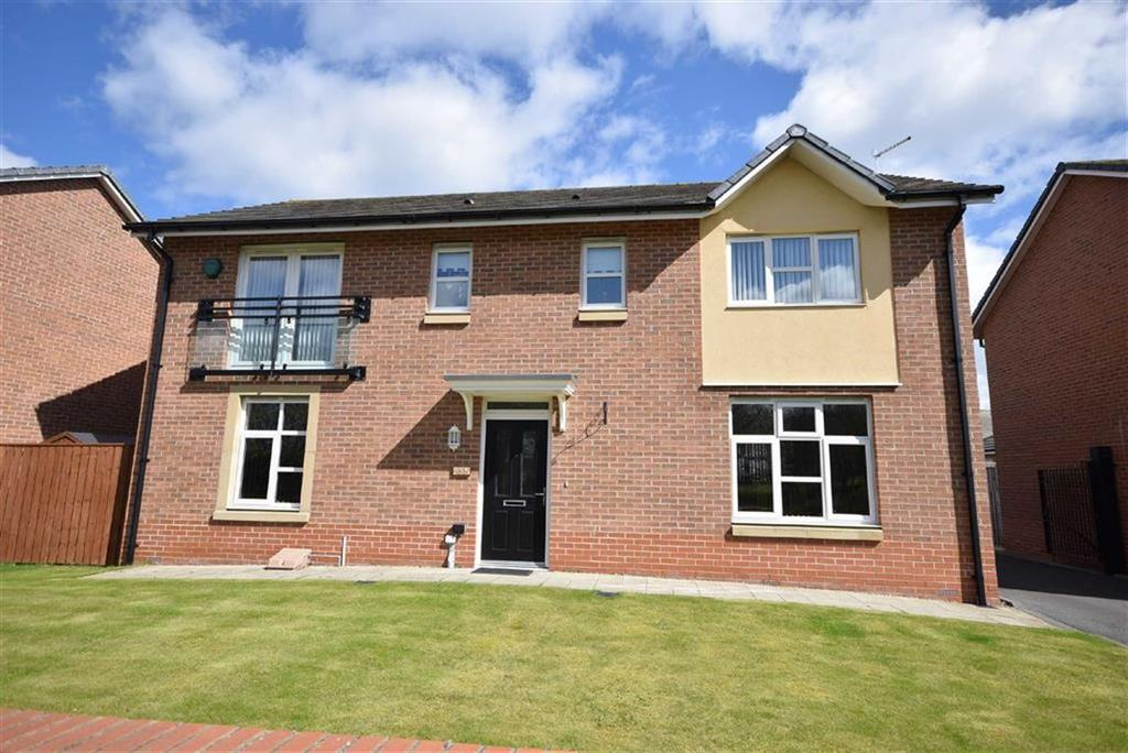 4 Bedrooms Detached House for sale in King George Road, South Shields