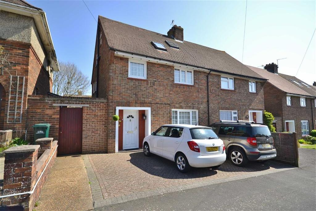 4 Bedrooms Semi Detached House for sale in Hove