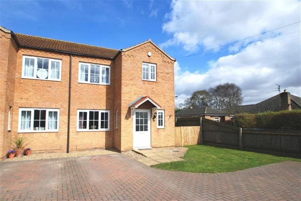3 Bedrooms Semi Detached House for sale in Watery Lane, Butterwick, Boston