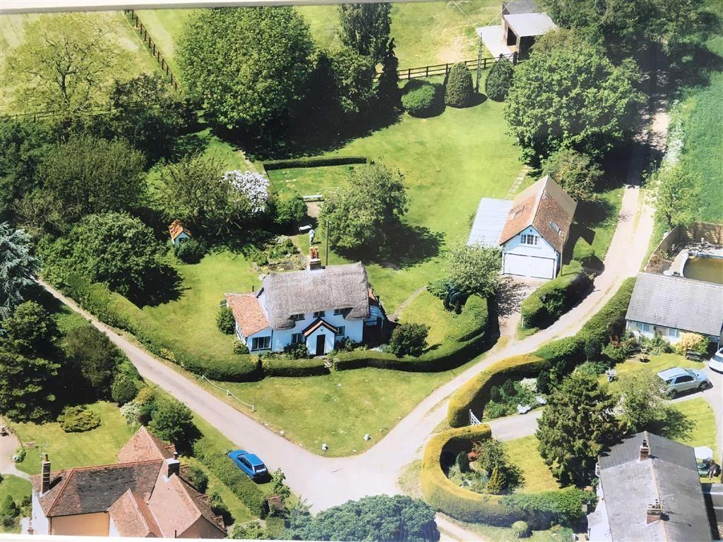 2 Bedrooms Cottage House for sale in Helham Green, Wareside Ware, Hertfordshire, SG12