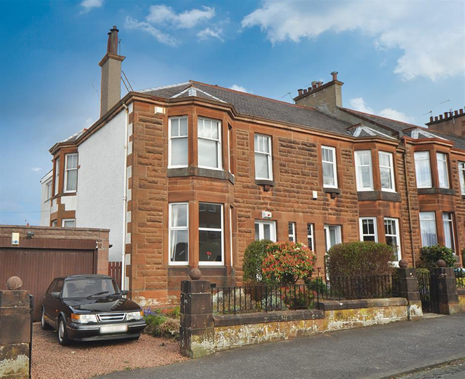 2 Bedrooms Semi Detached House for sale in 45 Courthill Avenue, Old Cathcart, G44 5AA