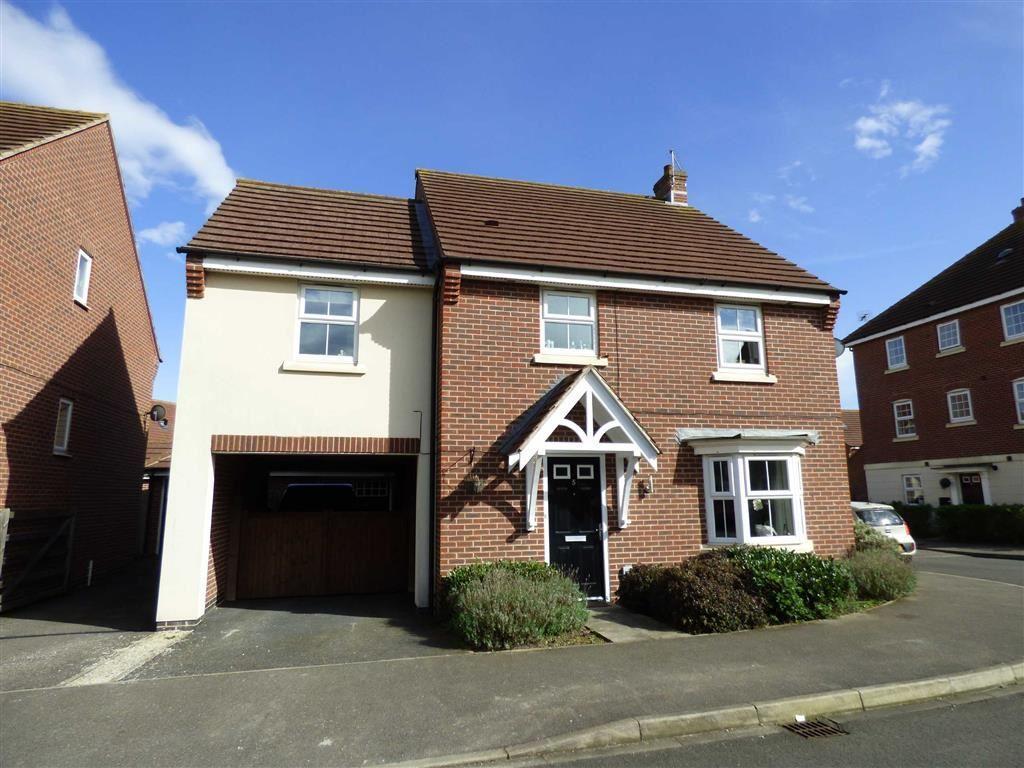 4 Bedrooms Detached House for sale in Pickering Grange, Brough
