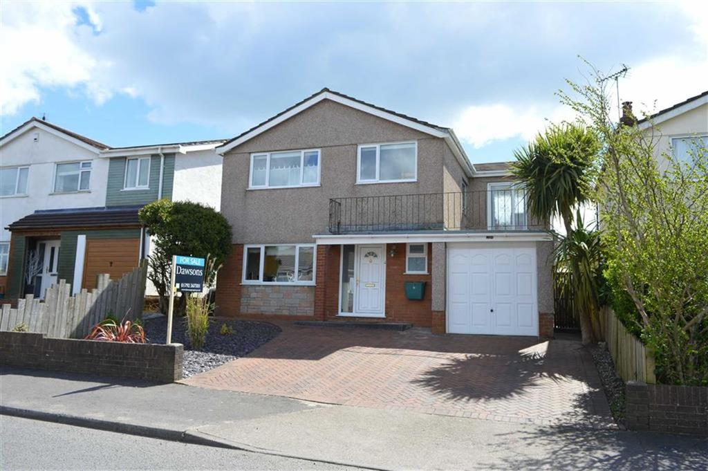 4 Bedrooms Detached House for sale in Woolacott Drive, Newton, Swansea