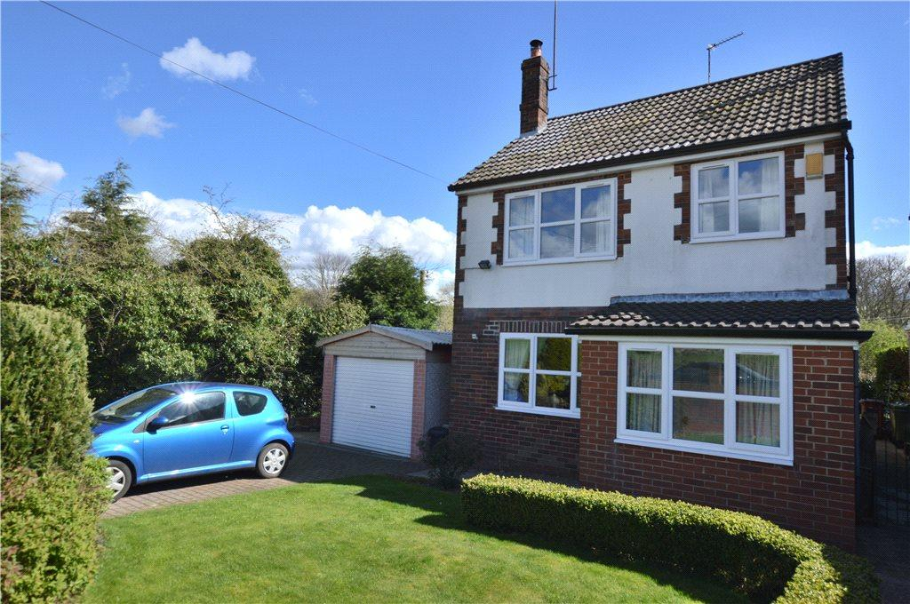 3 Bedrooms Detached House for sale in Brandy Carr Road, Kirkhamgate, Wakefield, West Yorkshire