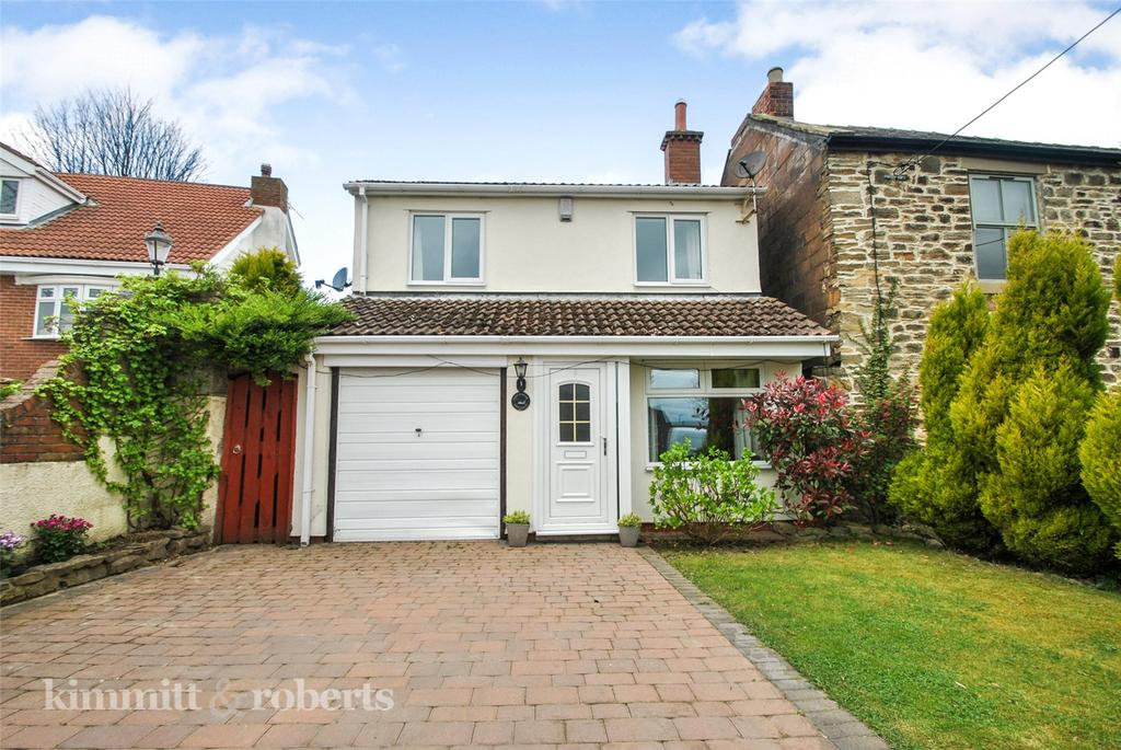 3 Bedrooms Detached House for sale in North Street, East Rainton, Tyne and Wear, DH5