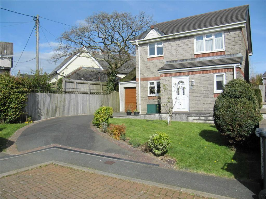 3 Bedrooms Detached House for sale in Harding Meadow, Looe, Cornwall, PL13