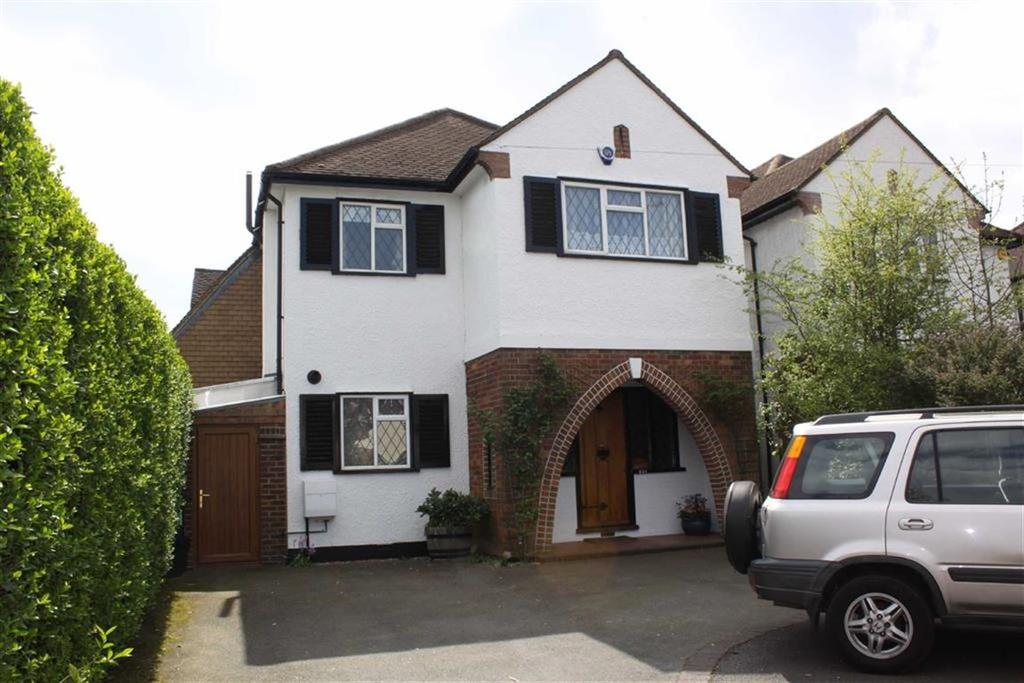 3 Bedrooms Detached House for sale in Poverest Road, Petts Wood