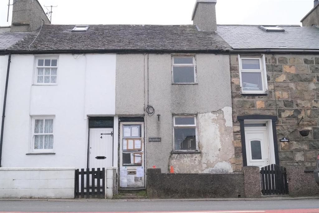1 Bedroom Terraced House for sale in Tai'r Lon, Nefyn, Pwllheli