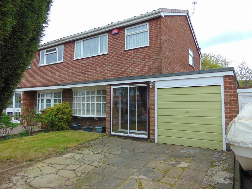 3 Bedrooms Semi Detached House for sale in Greenwood Park, Aldridge