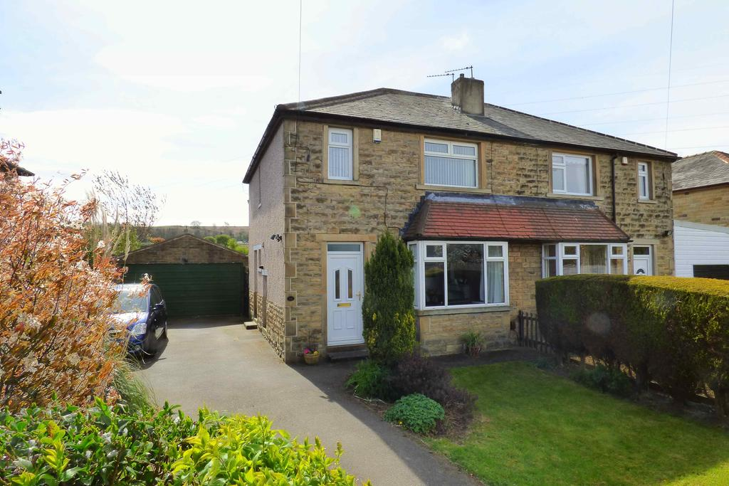 3 Bedrooms Semi Detached House for sale in Dewsbury Road, Brighouse HD6