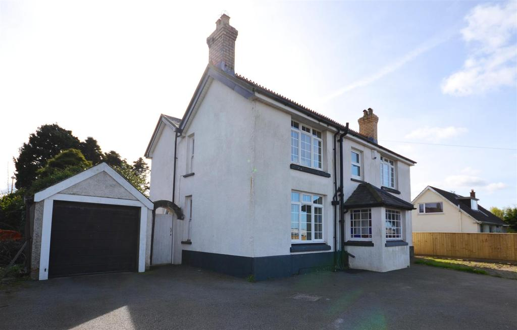 4 Bedrooms Detached House for sale in Haverfordwest