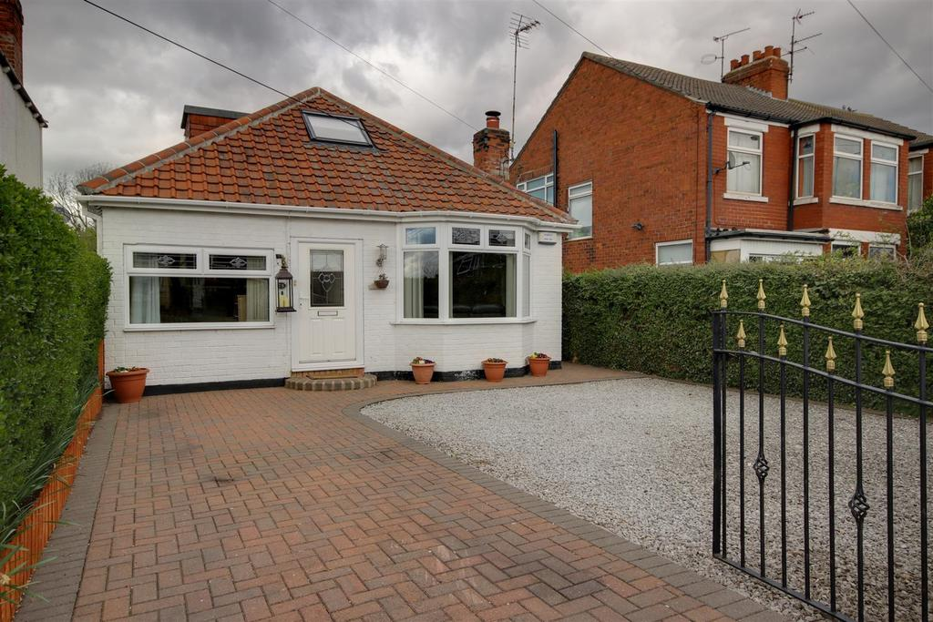 4 Bedrooms Detached Bungalow for sale in Boothferry Road, Hessle