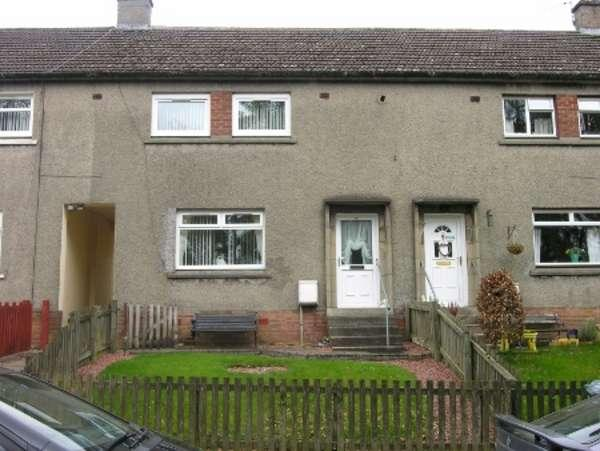2 Bedrooms Terraced House for sale in 29 Parkandarroch Crescent, Carluke, ML8 4DT