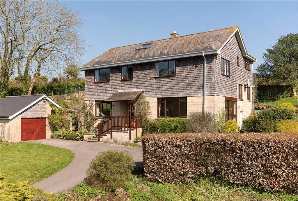 4 Bedrooms Detached House for sale in Cottles Lane, Turleigh, Bradford-on-Avon, Wiltshire, BA15