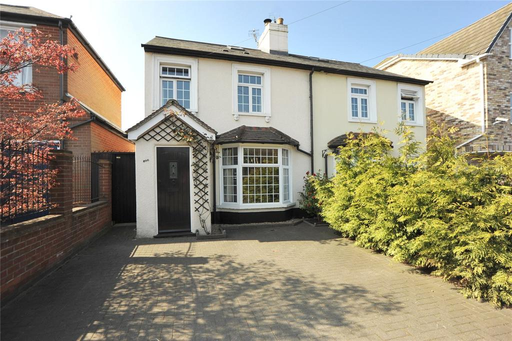 2 Bedrooms Semi Detached House for sale in Ongar Road, Brentwood, Essex, CM15