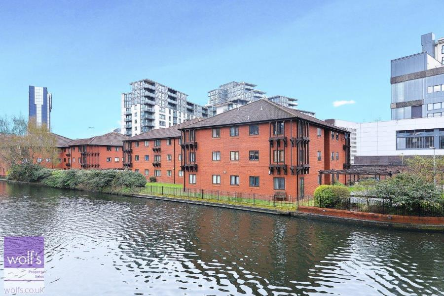 1 Bedroom Apartment Flat for sale in Queens Court, City Centre, B1