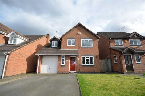 4 bedroom detached house for sale - Baseley Way, Coventry