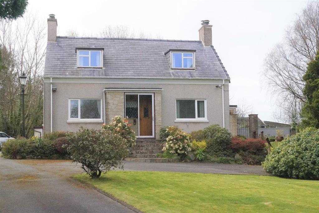3 Bedrooms Detached House for sale in Llannor, Pwllheli