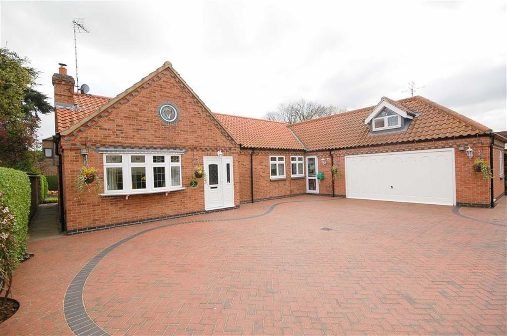 5 Bedrooms Detached Bungalow for sale in Radcliffe Road, Gamston
