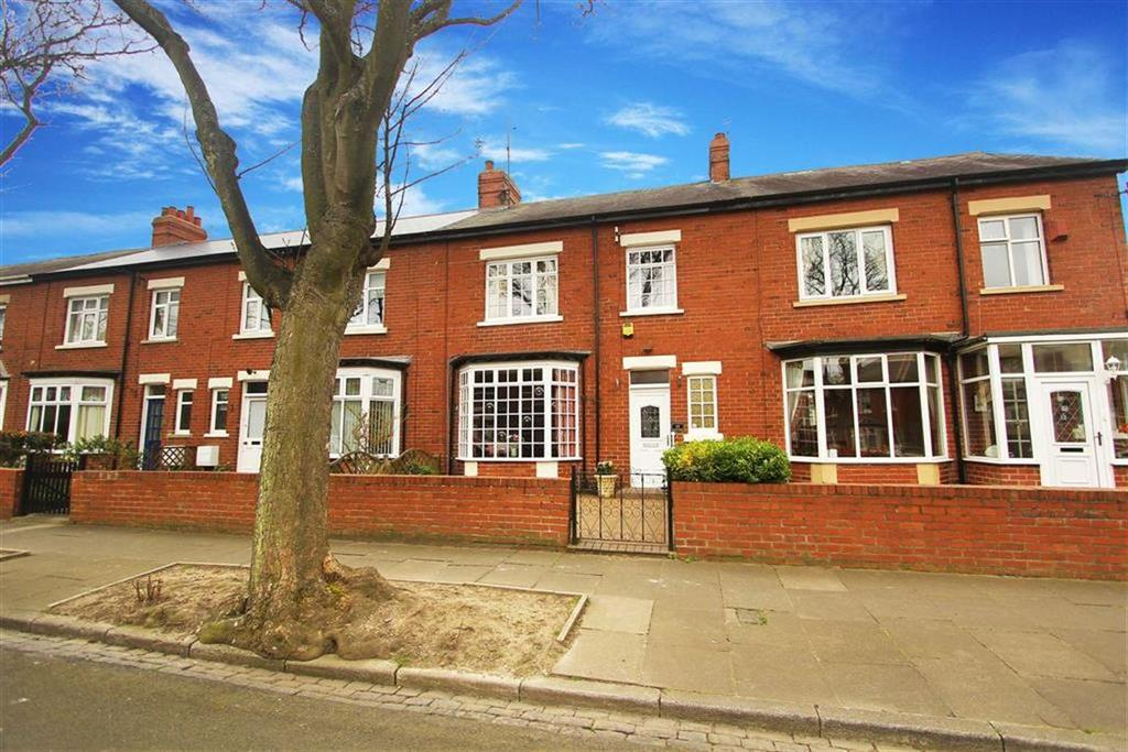 3 Bedrooms Terraced House for sale in Studley Gardens, Whitley Bay, Tyne And Wear