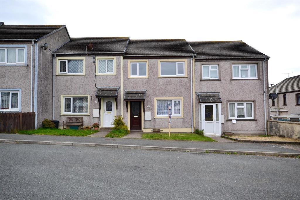 3 Bedrooms Terraced House for sale in Hamilton Close, Pennar, Pembroke Dock