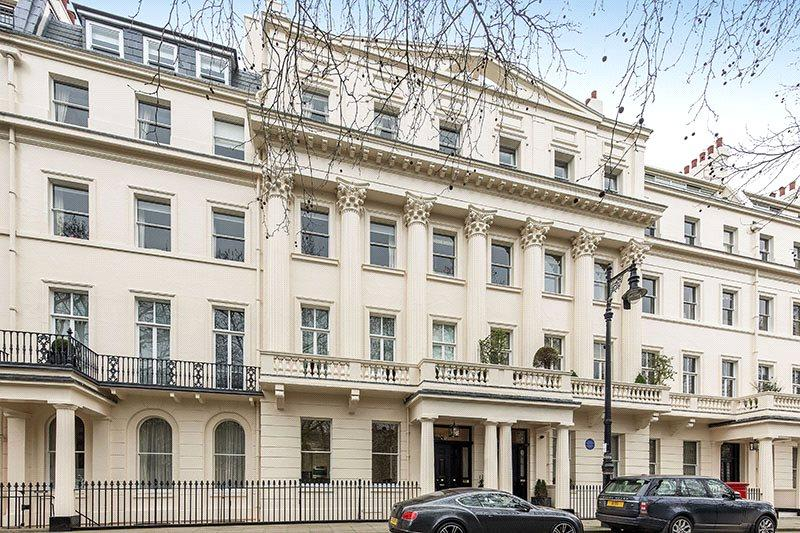 3 Bedrooms Apartment Flat for sale in Eaton Square, London, SW1W