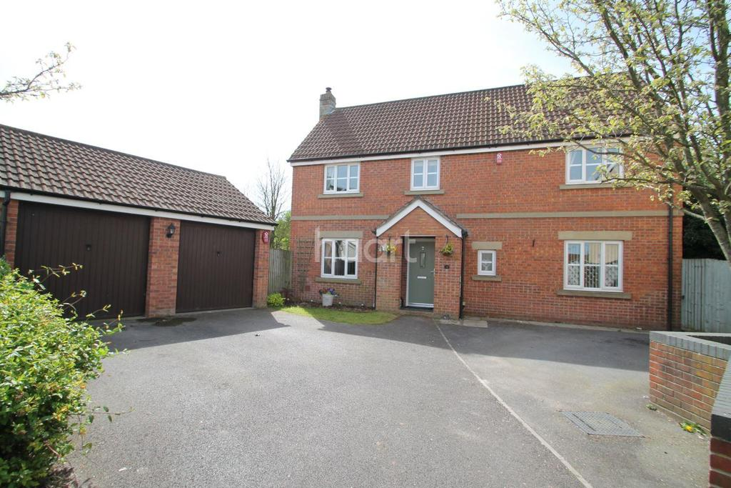 5 Bedrooms Detached House for sale in Shadow Walk, Elborough