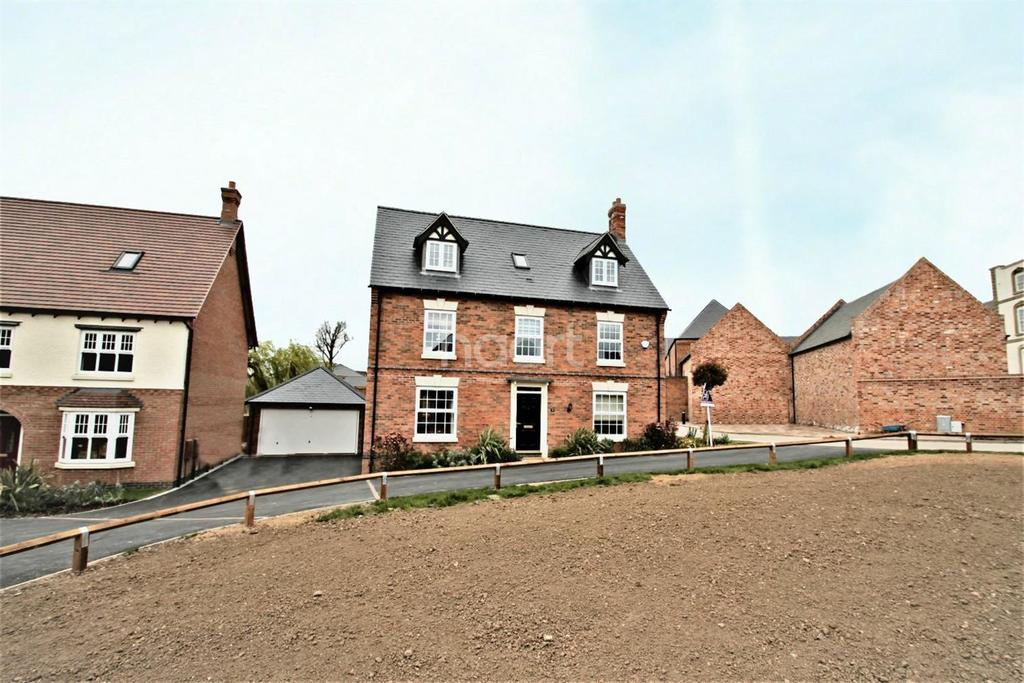 5 Bedrooms Detached House for sale in James Way, Scraptoft, Leicester