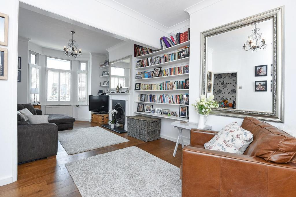 4 Bedrooms Terraced House for sale in Franche Court Road, Earlsfield