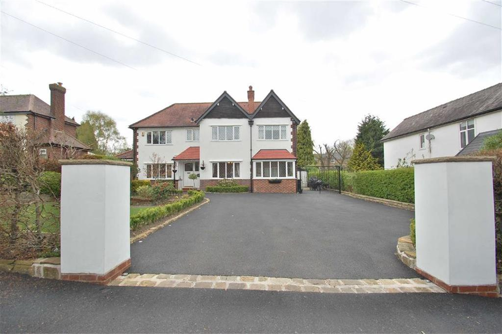 4 Bedrooms Detached House for sale in Hillbrook Road, Bramhall, Cheshire