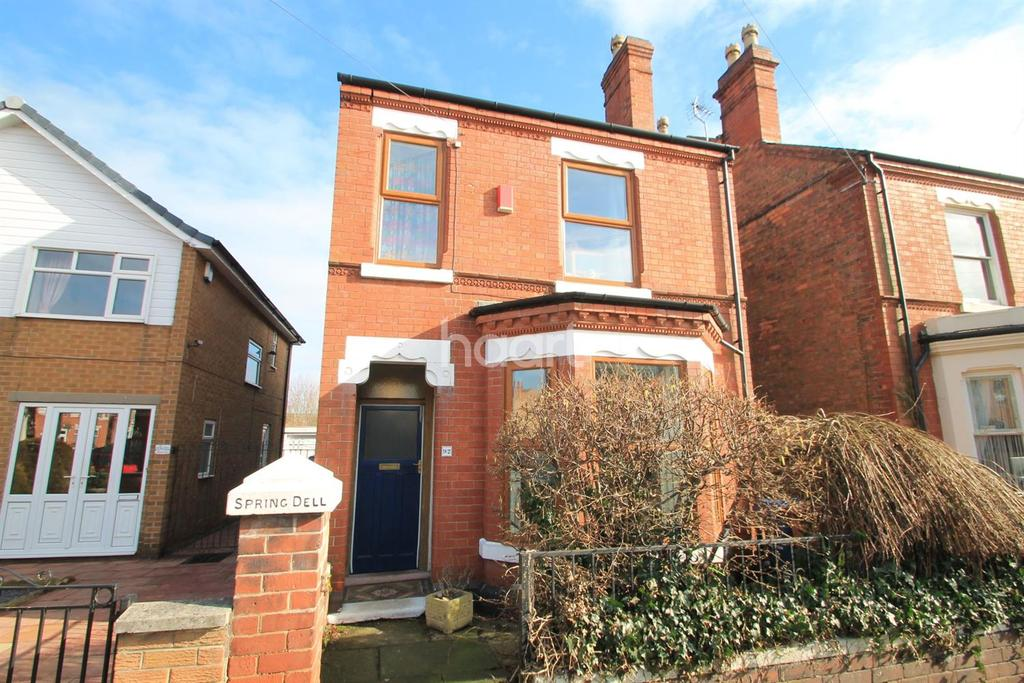 4 Bedrooms Detached House for sale in Wellington Street, Long Eaton