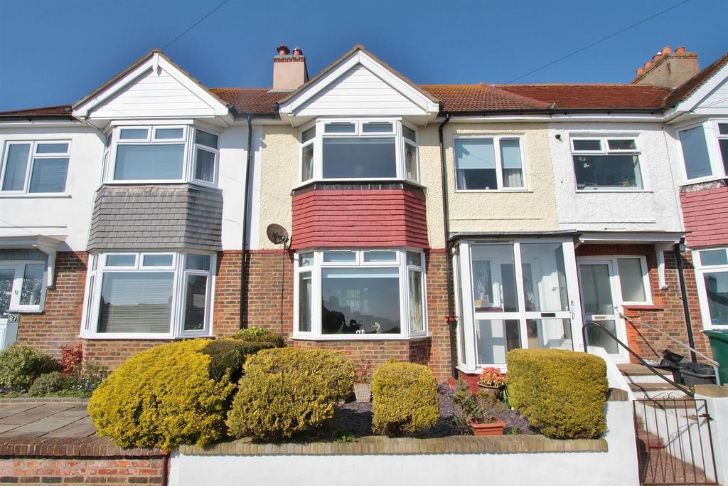 3 Bedrooms Terraced House for sale in Hollingbury Rise