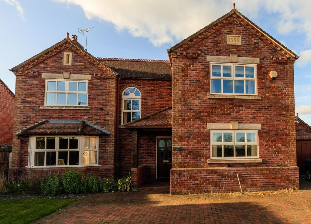 4 Bedrooms Detached House for sale in Maesbrook, Oswestry