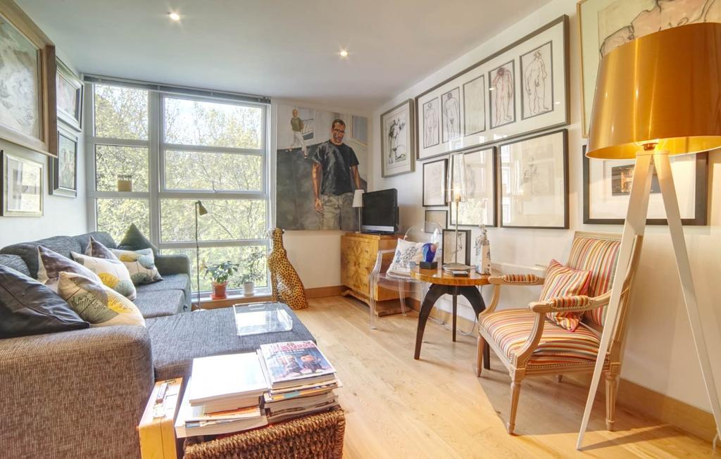1 Bedroom Flat for sale in Neville House, Page Street, SW1P