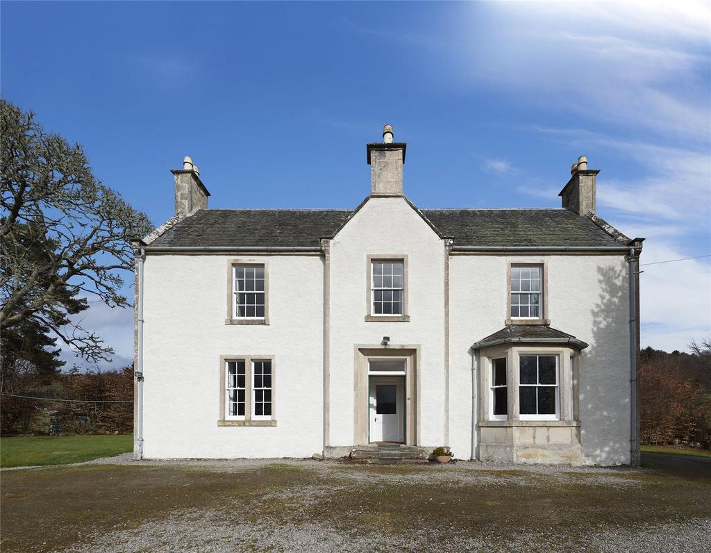 5 Bedrooms Detached House for sale in Kilmorack House and Cottage, The Whole, Kilmorack, Beauly, IV4