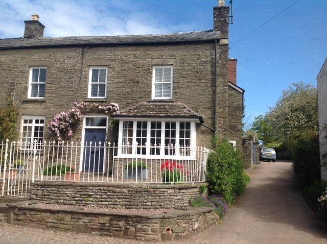 4 Bedrooms Semi Detached House for sale in Grosmont, Abergavenny, Monmouthshire, NP7