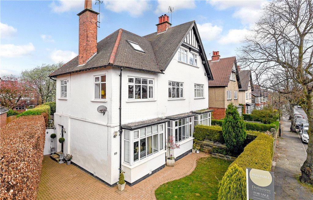 5 Bedrooms Semi Detached House for sale in St. Marks Avenue, Harrogate, North Yorkshire