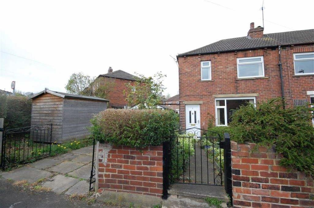 3 Bedrooms End Of Terrace House for sale in Cornmill Drive, Liversedge, WF15