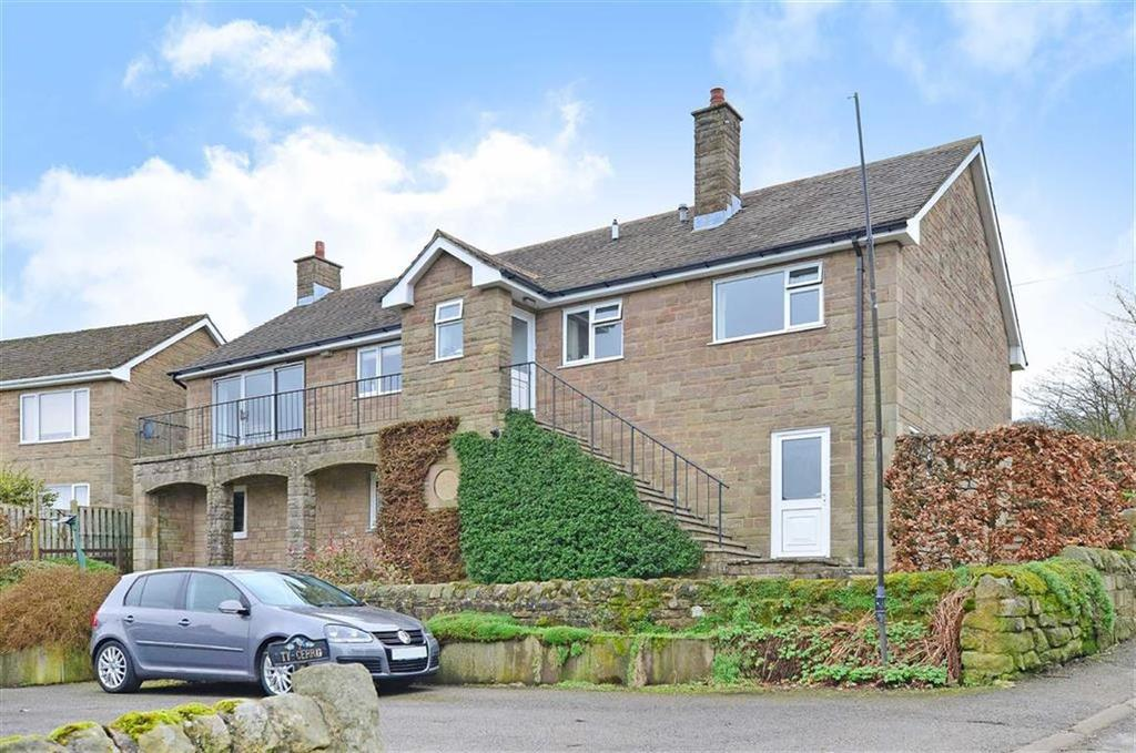 4 Bedrooms Detached House for sale in Hallfield House, Coach Lane, Stanton-in-the-Peak, Matlock, Derbyshire, DE4