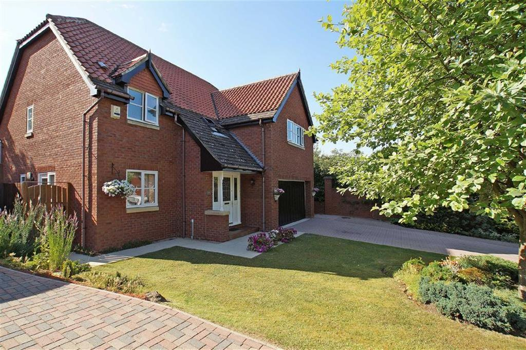 4 Bedrooms Detached House for sale in Abbey Mill Gardens, Knaresborough, North Yorkshire