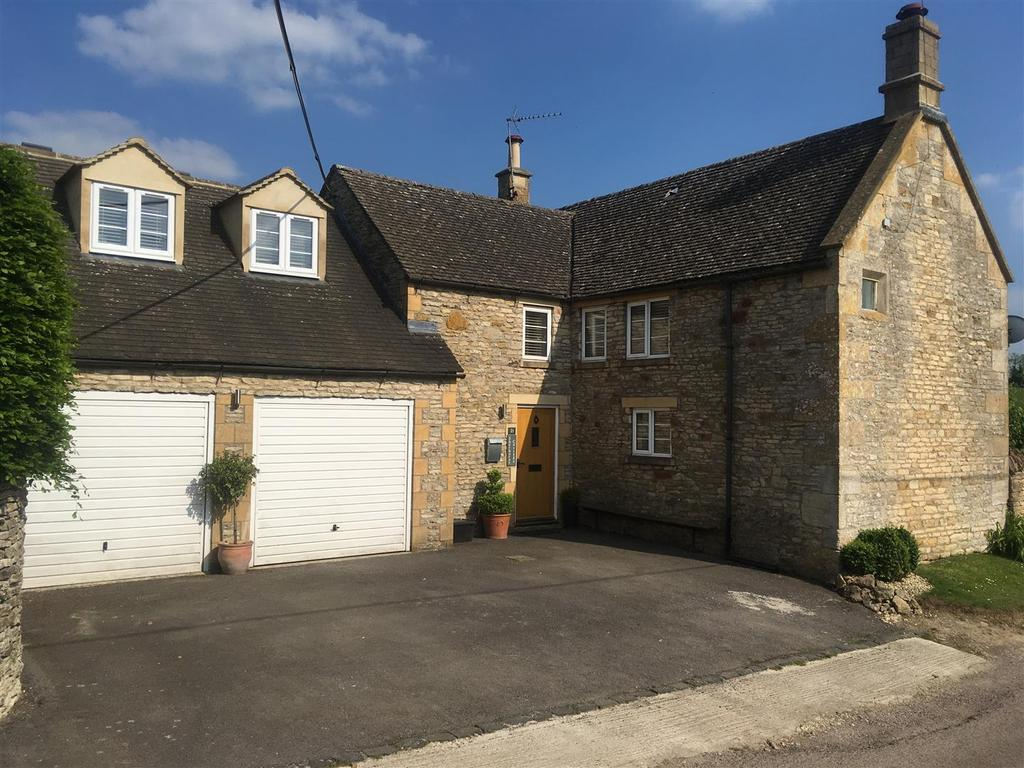4 Bedrooms Cottage House for sale in Great Rissington, Gloucestershire