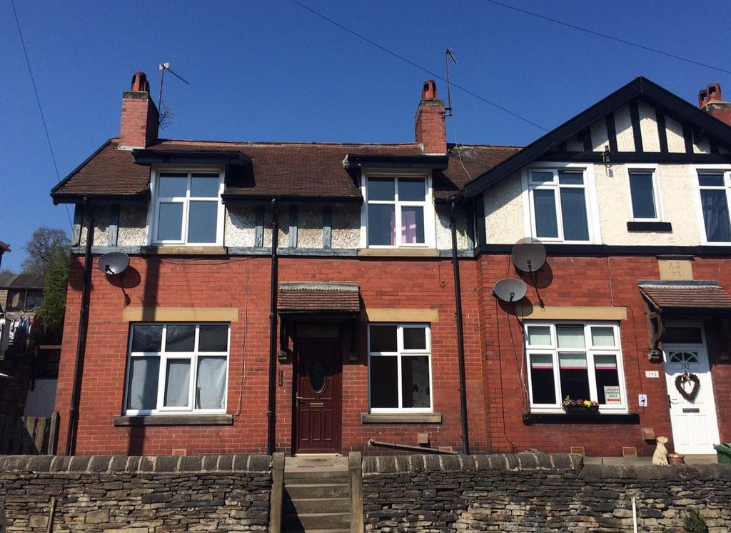 4 Bedrooms End Of Terrace House for sale in Wakefield Road, Kitchenroyd, Denby Dale, HD8 8SZ
