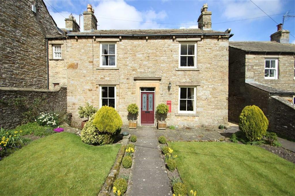 4 Bedrooms Semi Detached House for sale in Thornton Rust, Leyburn, North Yorkshire