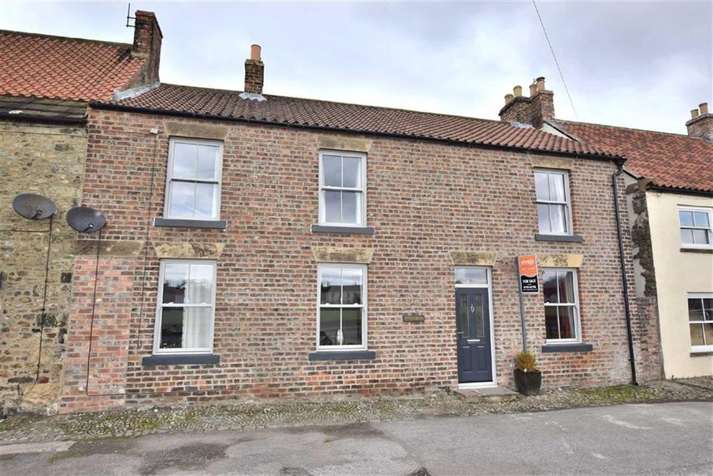 3 Bedrooms Terraced House for sale in Northside, Scorton, North Yorkshire